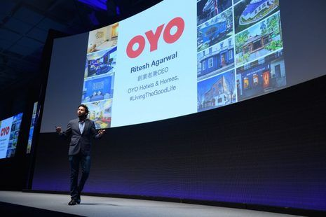 Oyo Promotes Executive to Board to Aid Growth Efforts
