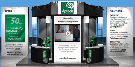 Aptech to Showcase its Hospitality-Specific Finance & Accounting Software at HFTP's CYBER HITEC