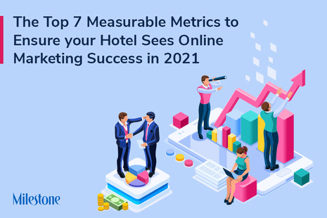 The Top 7 Measurable Metrics to Ensure your Hotel Sees Online Marketing Success in 2021