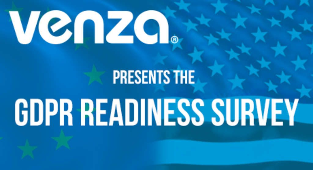 VENZA presents the GDPR Readiness Survey