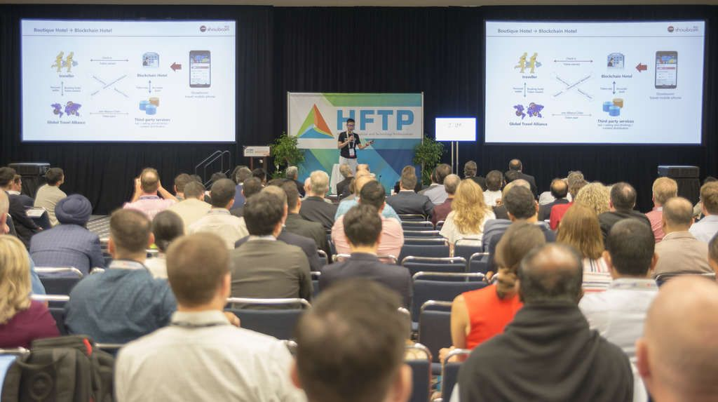 Participate in the HFTP Entrepreneur 20X Start-up Pitch Competitions in 2019